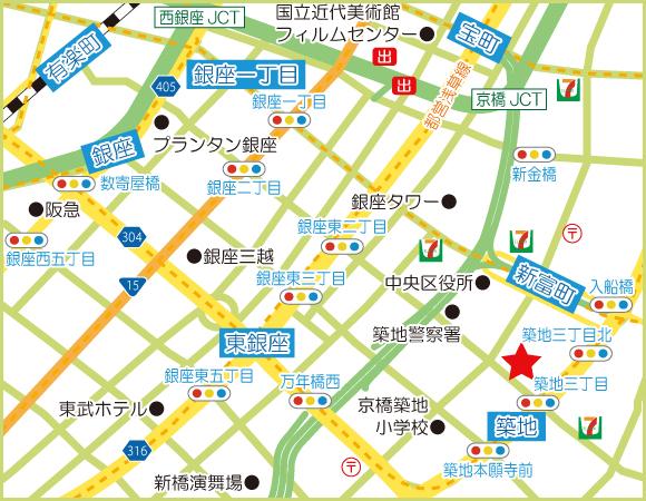 別部歯科診療所周辺の地図